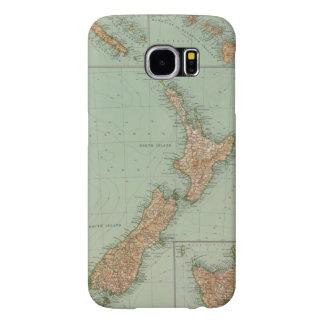 169 Nueva Zelanda, Hawaii, Tasmania Funda Samsung Galaxy S6