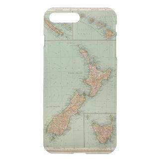 169 Nueva Zelanda, Hawaii, Tasmania Fundas Para iPhone 7 Plus