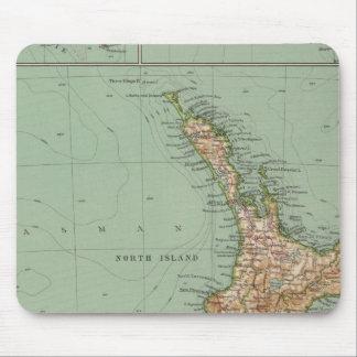 169 Nueva Zelanda, Hawaii, Tasmania Mouse Pad
