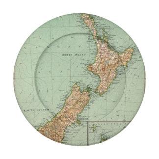 169 Nueva Zelanda, Hawaii, Tasmania Paquete Pequeño De Tapa Botones