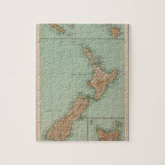 169 Nueva Zelanda, Hawaii, Tasmania Puzzles