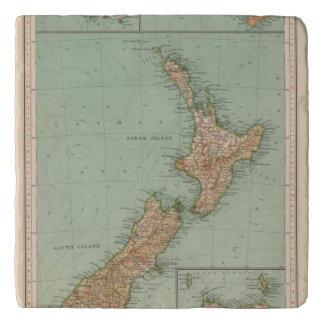 169 Nueva Zelanda, Hawaii, Tasmania Salvamanteles