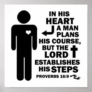 16 9 de los proverbios poster