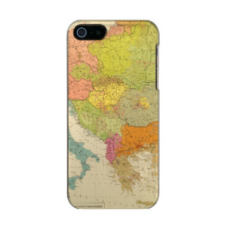 16 a European ethnographic Metallic Phone Case For iPhone SE/5/5s