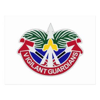 16 Air Defense Artillery Group Postcard