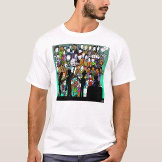 16 Blocks Magazine Music Issue T-Shirt