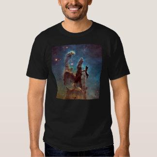 16 más sucios - Pilares de la creación - camiseta Poleras
