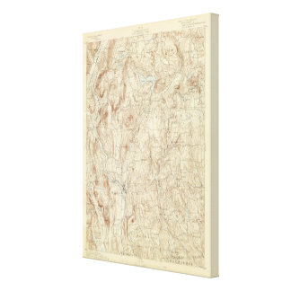 16 New Milford sheet Canvas Print