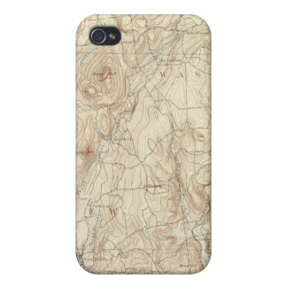 16 New Milford sheet iPhone 4 Cases