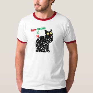 16 Snow Cat Purr-fection Shirt