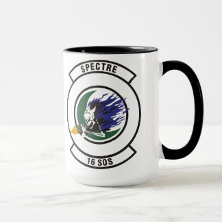 16 SOS Coffee Mug