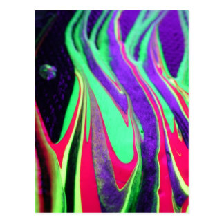 "#16 TLuv.Design© ""Phantasmagoria"" Series Postcard"