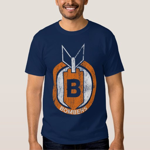 #16 V. Meyers Berlin Bombers T-Shirt