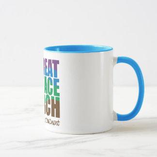 16GPM11M 11 oz Ceramic Mug