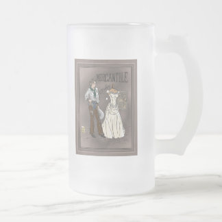 16oz Frosted Mug (Only Two More Weeks)