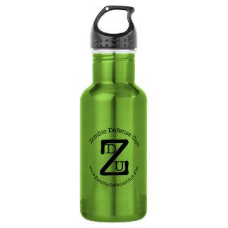 16oz Z.D.U. Aluminum Stainless Steel Water Bottle
