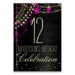 16th 18th 21st 30th 40th 50th 60th 70th Birthday Card