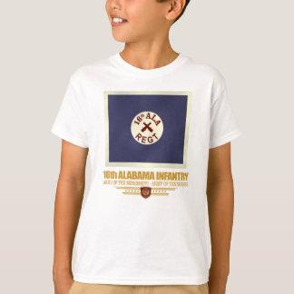 16th Alabama Infantry (f10) T-Shirt