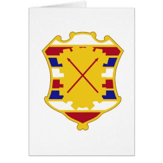 16th Antiaircraft Artillery Gun Battalion.png Greeting Card