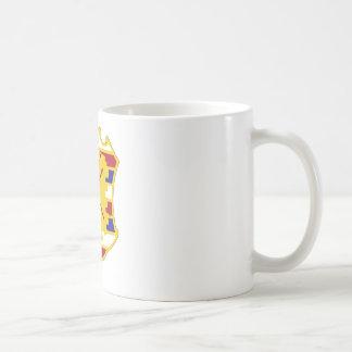 16th Antiaircraft Artillery Gun Battalion.png Classic White Coffee Mug