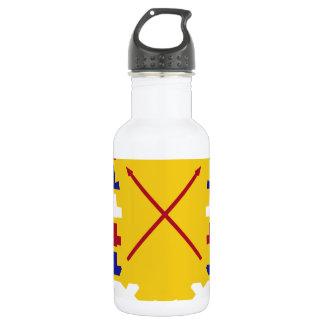 16th Antiaircraft Artillery Gun Battalion.png 18oz Water Bottle