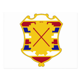 16th Antiaircraft Artillery Gun Battalion.png Postcard