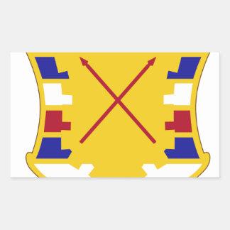 16th Antiaircraft Artillery Gun Battalion.png Rectangular Sticker