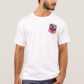 16th Army Engineer Battalion Military T-Shirt