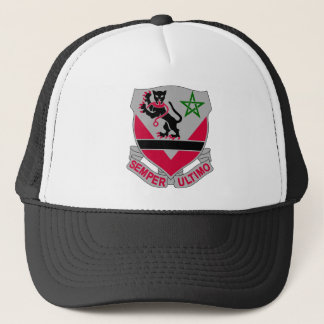 16th Army Engineer Battalion Military Trucker Hat