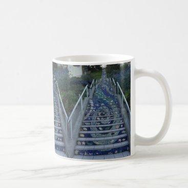 everydaylifesf 16th Avenue Tiled Steps Mug