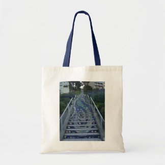 16th Avenue Tiled Steps Tote Bag