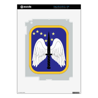 16th Aviation Brigade Decal For The iPad 2
