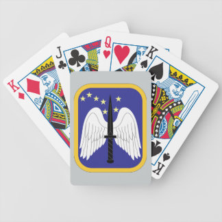 16th Aviation Brigade Bicycle Playing Cards