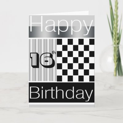 16th Birthday for boys aged sixteen Customize the age o