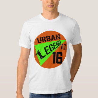 16th Birthday Gifts T Shirt