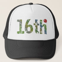16th Birthday Hat Gift