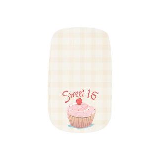 16th Birthday Minx® Nail Wraps