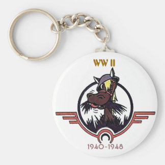 16th Bombardment Wing Keychain