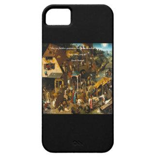 16th Century Dutch Art & Proverb iPhone 5 Case