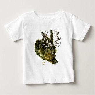 16th century Jackalope Baby T-Shirt