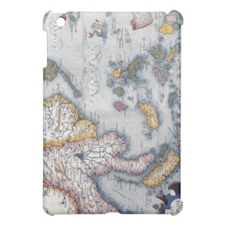 16th Century Map of South East Asia and Indonesia Cover For The iPad Mini