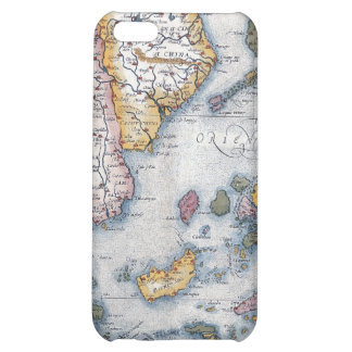 16th Century Map of South East Asia and Indonesia iPhone 5C Cover
