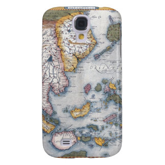 16th Century Map of South East Asia and Indonesia Samsung Galaxy S4 Case