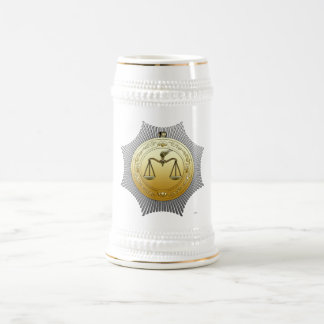 16th Degree: Prince of Jerusalem Beer Stein