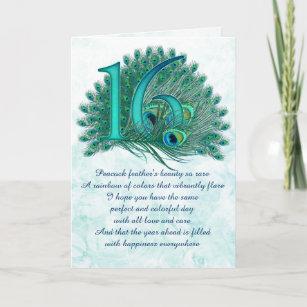 16th birthday cards zazzle 16th diva numbered greeting cards m4hsunfo
