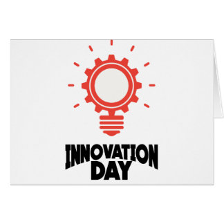 16th February - Innovation Day - Appreciation Day Card