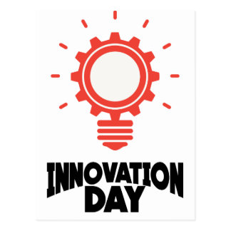 16th February - Innovation Day - Appreciation Day Postcard
