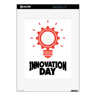 16th February - Innovation Day - Appreciation Day Skin For iPad