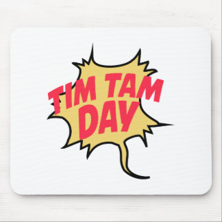 16th February - Tim Tam Day - Appreciation Day Mouse Pad