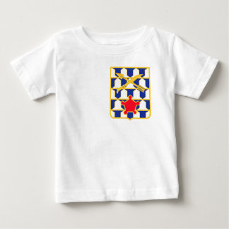 16th Infantry Regiment Insignia Baby T-Shirt